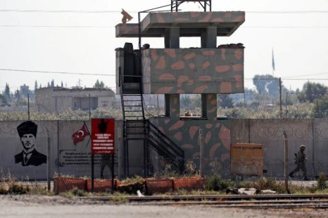 Η συριακή κυβέρνηση θα εγκαταστήσει 15 φυλάκια στα σύνορα με την Τουρκία