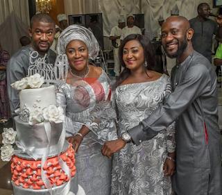 Photos: Rotimi Amaechi, Bolanle Ambode and others attend 60th birthday party of Jumoke Okoya-Thomas