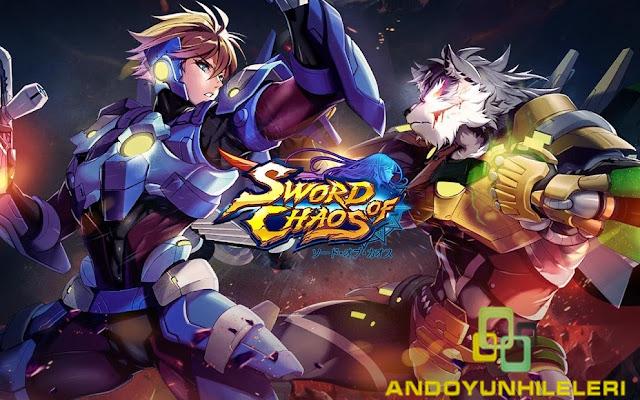 Sword Of Chaos Tek Atma Ve Hız Hileli APK