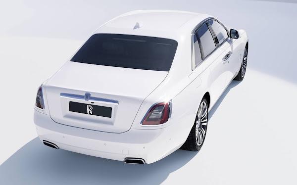 Novo Rolls Royce Ghost chega às concessionárias - fotos