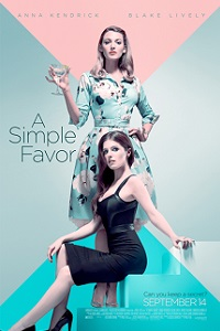 https://en.wikipedia.org/wiki/A_Simple_Favor_(film)#Critical_response
