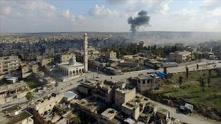 نظام الأسد يسيطر على 7 قرى جديدة ويصبح على بعد 8 كم من مدينة إدلب