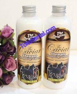 Shampoo Caviar BPOM