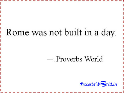 Proverbs World.in, Proverbs, Provverbs sentenses, proverbs in detail