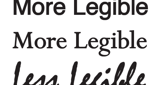 The Informed Illustrator: Typography For Illustrators: 2