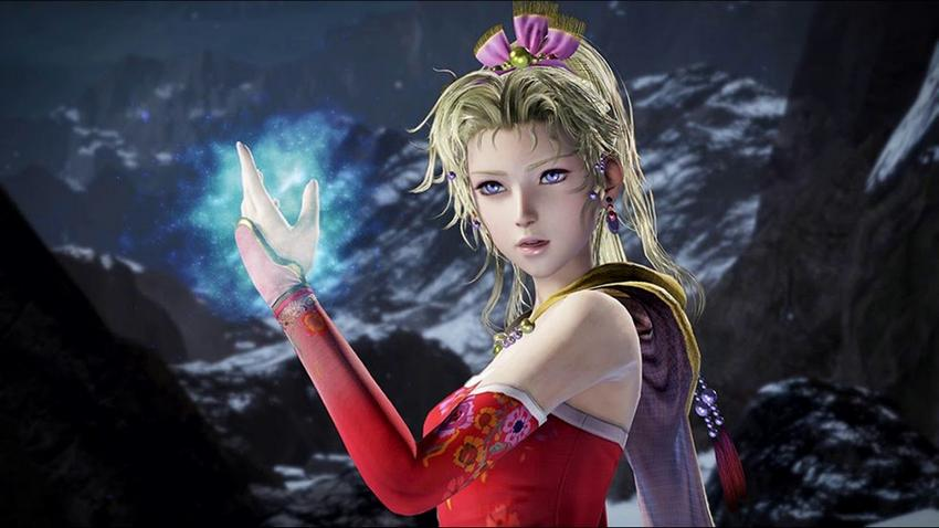 final fantasy characters female