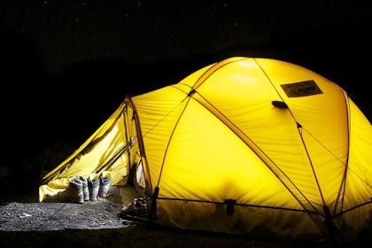 Cara Menentukan Tenda Dome Yang Sesuai Untuk Mendaki Gunung