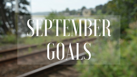 GOALS, blogging, lifestyle, university, student, september, blog-a-day, month, celebration