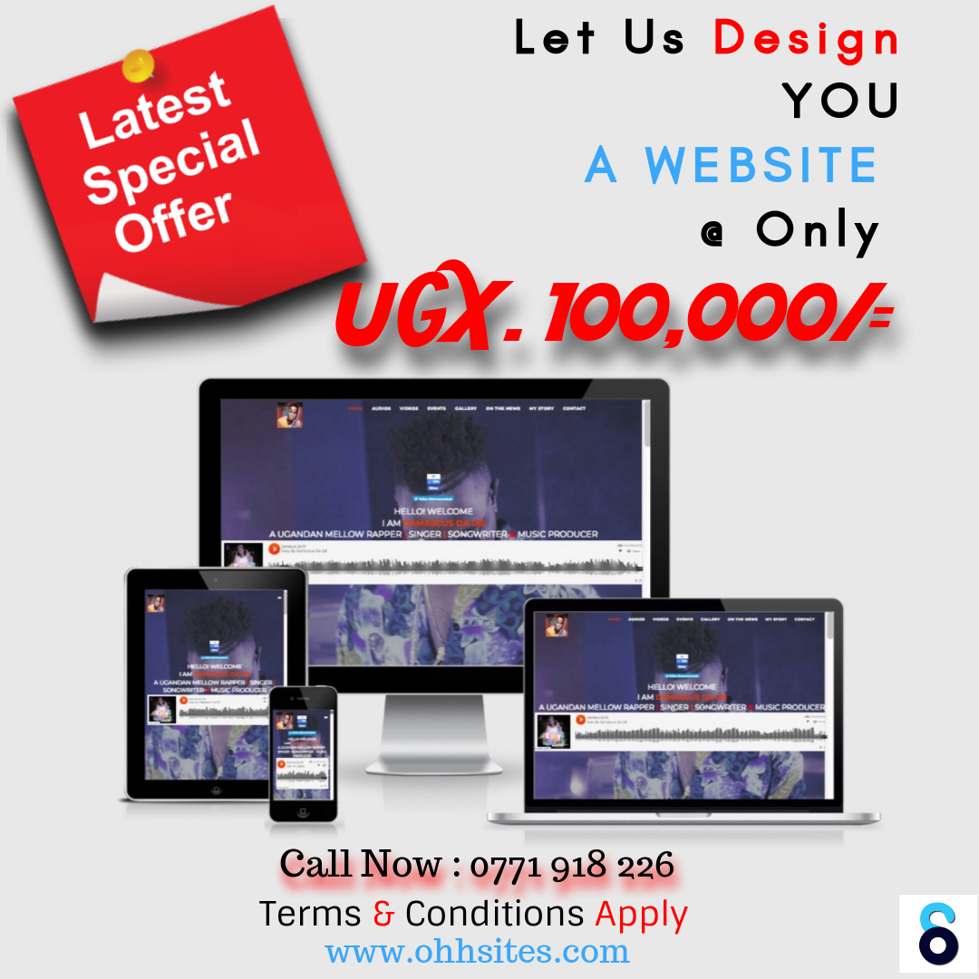 Special Offers - Ohh Sites