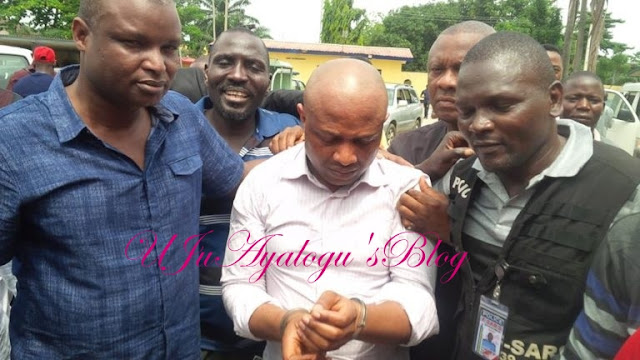 My miraculous escape from Evans cell' –Another victim, Chief Donatus Dunu of Maydon Pharmaceuticals tells his story