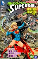 Os Novos 52! Supergirl #25