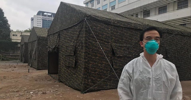 Chuẩn bị xây dựng bệnh viện dã chiến cho tình huống khẩn cấp
