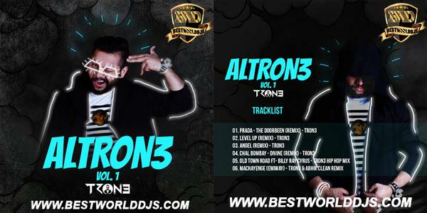 ALTRON3 VOL 1 DJ TRON3