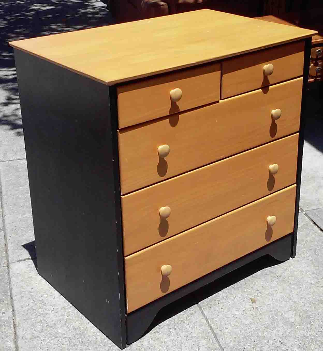Sold Fenton Maclaren Chest Of Drawers 100