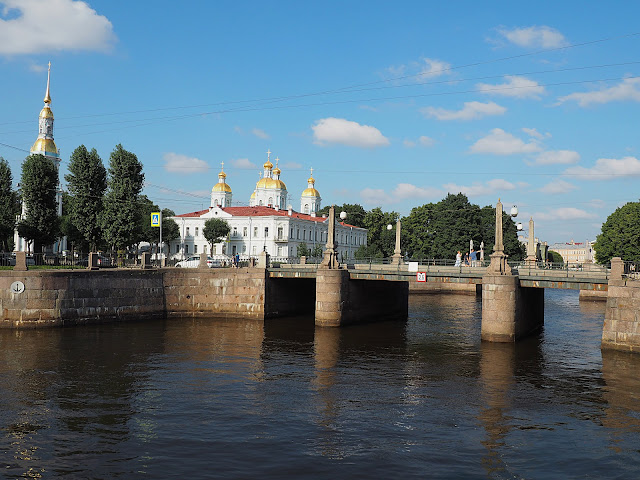 Санкт-Петербург, Семимостье (Saint Petersburg, Seven bridge)