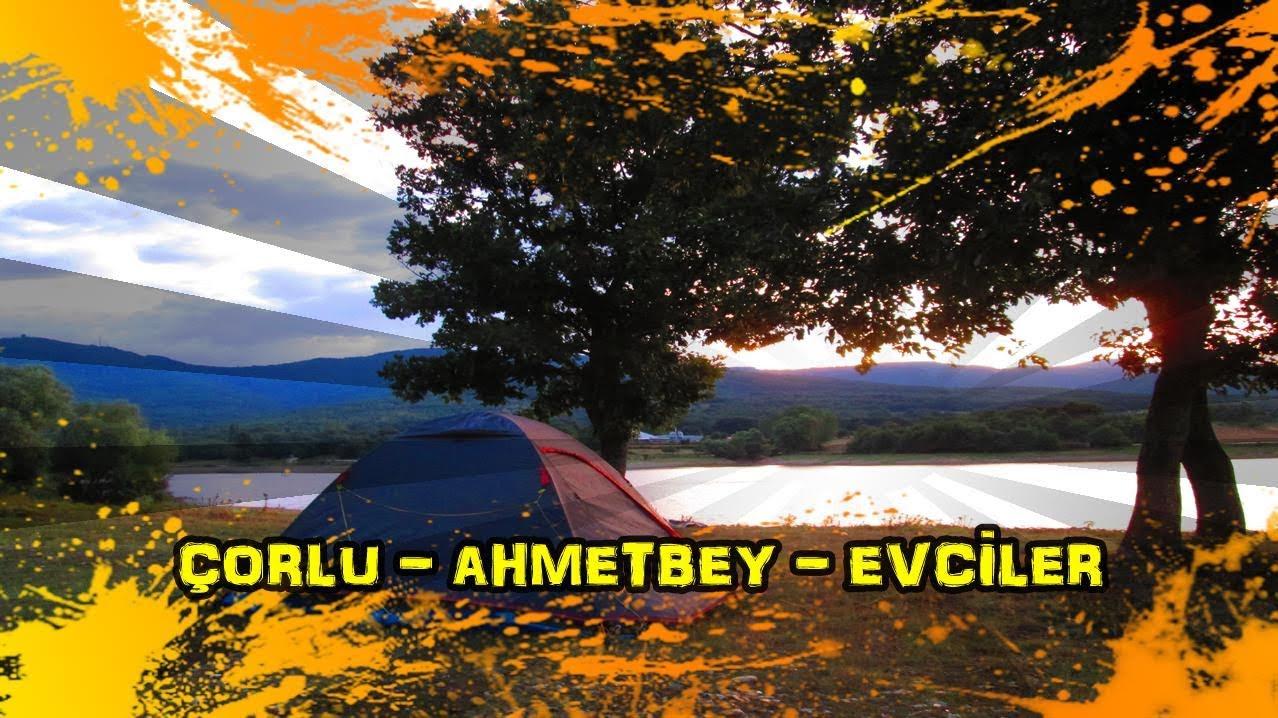 2019/08/03 Ergene ~ Ahmetbey ~ Evciler Göleti