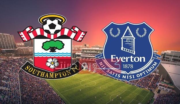 مشاهدة مباراة إيفرتون وساوثهامتون كورة لايف بث مباشر اليوم 9-7-2020