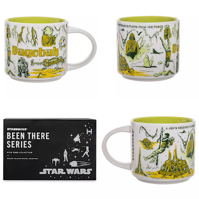Star Wars: The Empire Strikes Back Been There Series Coffee Mugs by Starbucks