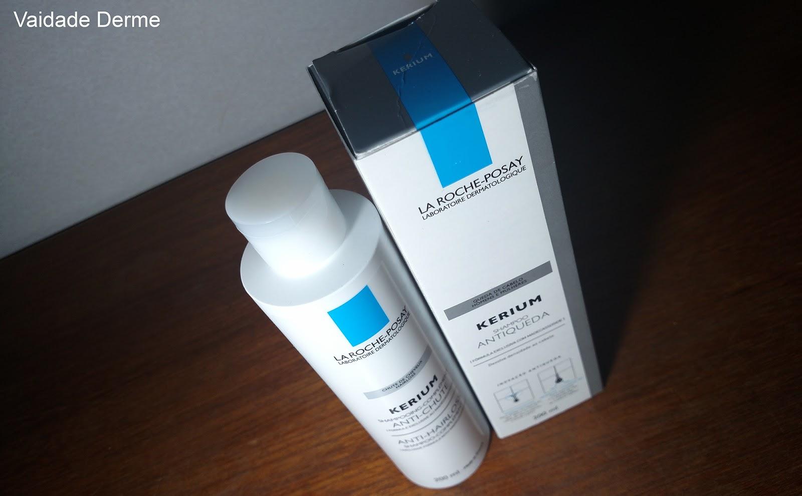 La Roche-Posay Kerium Shampoo Antiqueda