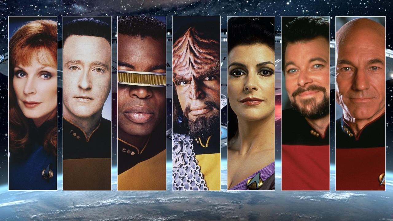 Excelente Star Trek La Trama Siguiente Generación De La Mente ...