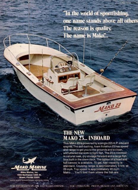 Mako 23 1970s