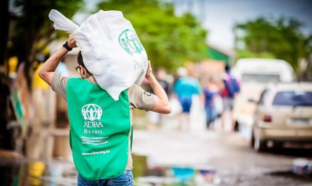 Cristãos fazem doações à população afetada por apagão no Amapá