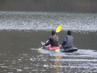 Sattal Kayaking