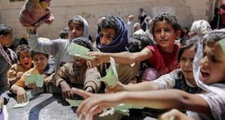 Dampak Pemberontakan Syiah Houthi, 12 Juta Anak Butuh Bantuan Mendesak