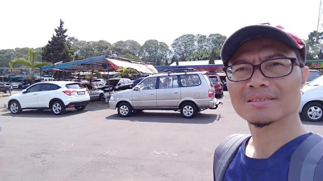 Pasar mobil second