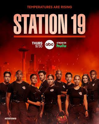 Station 19 Season 5 Poster