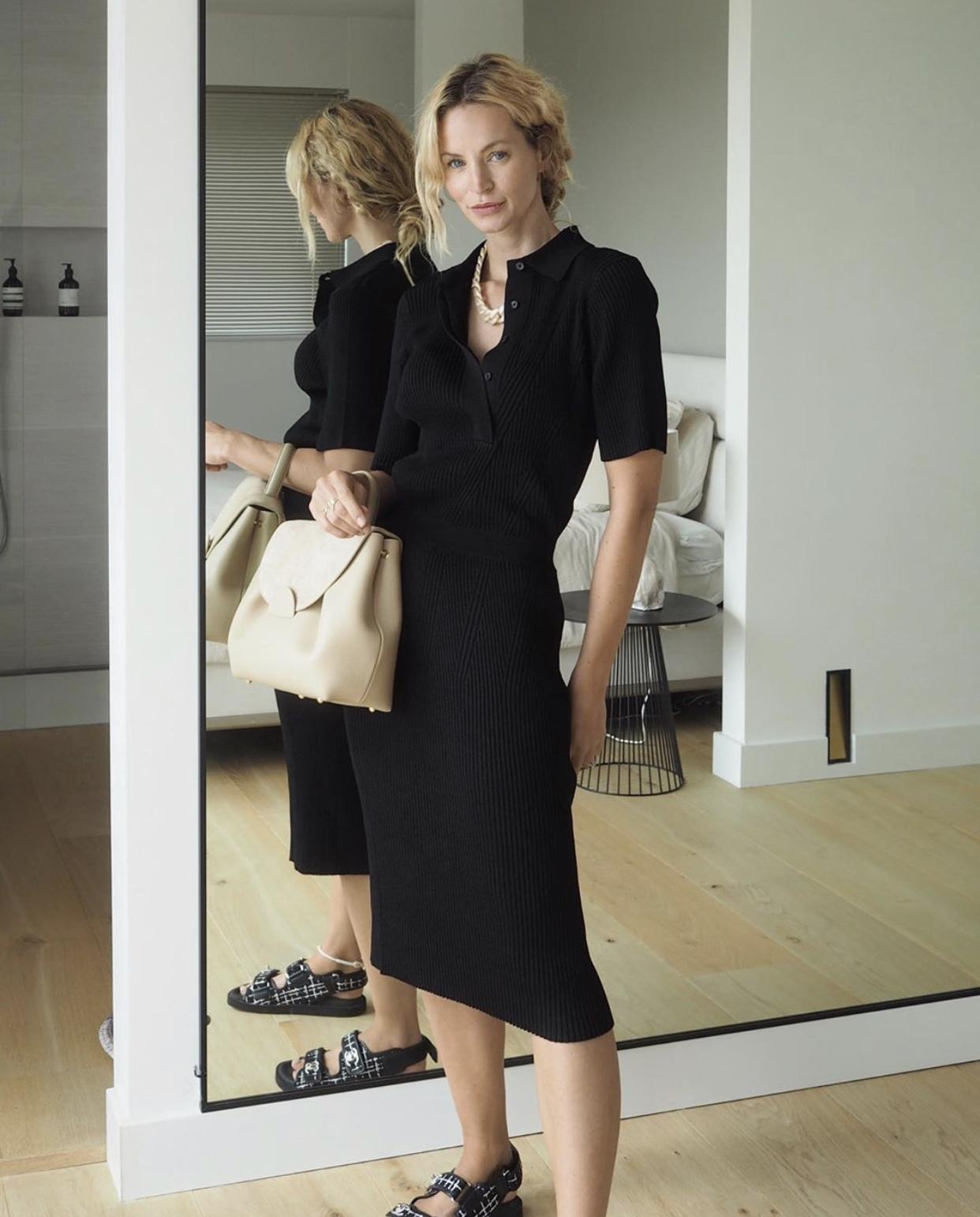 Style File | Mini Trend: Chanel Velcro Sandals