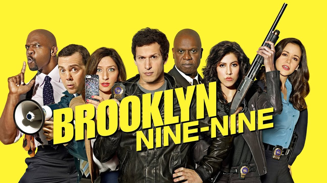 El topic de NETFLIX - Página 5 Brooklyn-nine-nine-poster