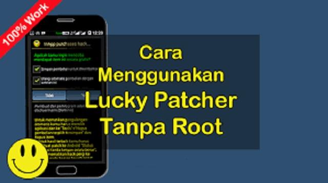 Cara Hack FF Dengan Lucky Patcher