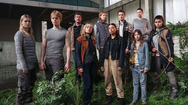 'The Rain' reparto de la tercera y última temporada