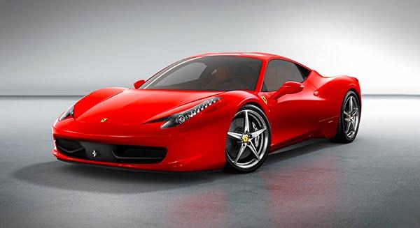 Ferrari-vermelha-abrir-janela