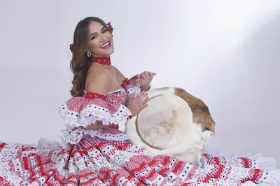 reina del carnaval 2018