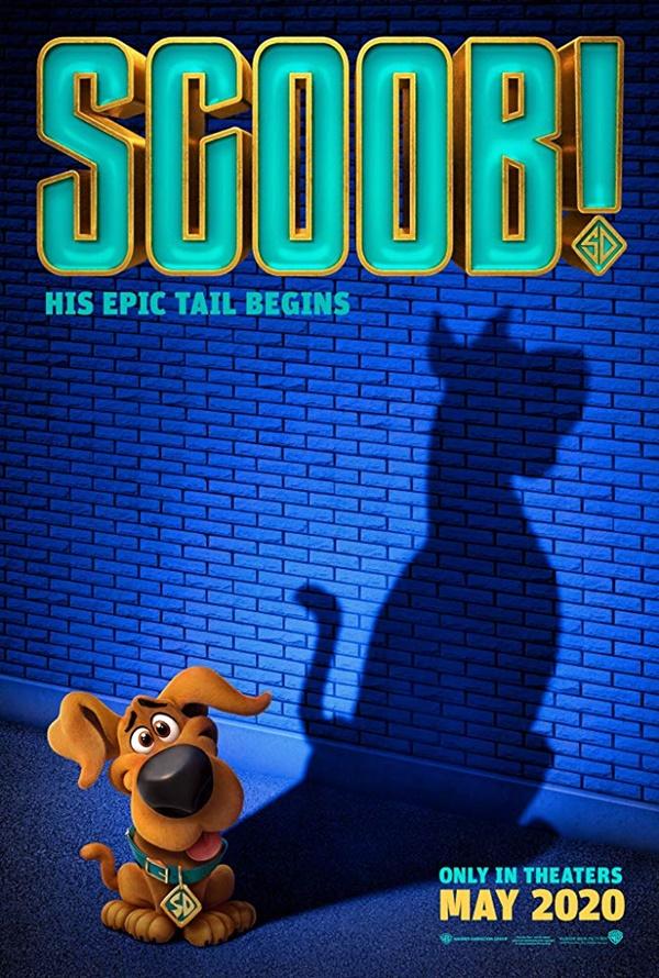 Filem animasi dan fantasi Scoob!