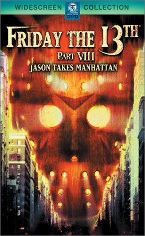Poster of Friday The 13th Part VIII Jason Takes Manhattan 1989 720p BRRip Download
