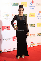 Vennela in Transparent Black Skin Tight Backless Stunning Dress at Mirchi Music Awards South 2017 ~  Exclusive Celebrities Galleries 073.JPG
