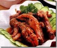 Resep Ceker Ayam Bumbu Rica