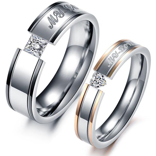 Matching Wedding Rings Cheap