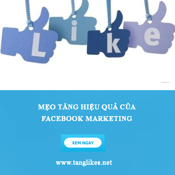 Mẹo marketing trên facebook