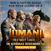 Win an  all-expenses paid, Jumanji themed trip to Dubai for 4
