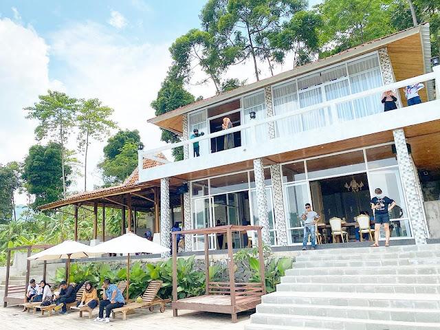 Harga Penginapan Mandapa Kirana Resort