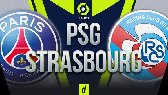 PSG vs. Estrasburgo EN VIVO vía ESPN por fecha 2 de Ligue 1