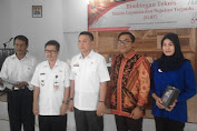 Bupati Buka Bimtek Sistem Layananan dan Rujukan Terpadu Di Kabupaten Kepulauan.Selayar