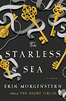review of The Starless Sea by Erin Morgenstern