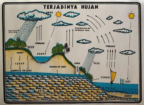 Pengertian dan Jenis Hujan  Ilmu Pengetahuan