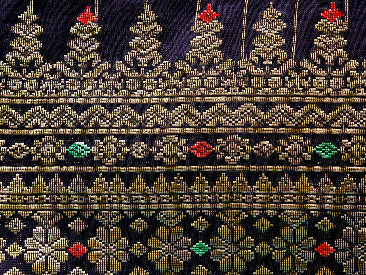 Ragam kain Songket dari Indonesia