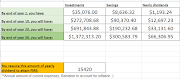 Llama REITs portfolio (using the LlamaFinance Net worth calculator)